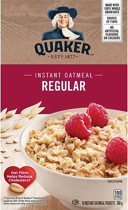 Quaker Regular Instant Oatmeal - 280g