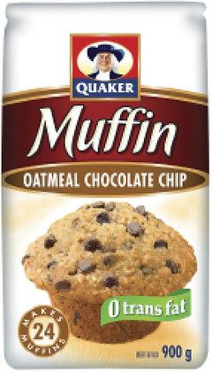 Quaker Chocolate Chip Muffin Mix - 900g