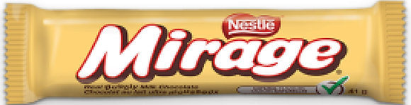Nestle Mirage Chocolate Bars 4 Pack