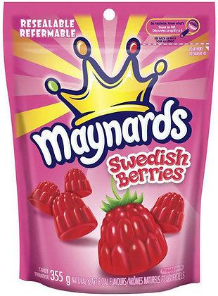 Maynards Swedish Berries - 355g