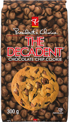 PC The Decadent Chocolate Chip Cookies - 300g