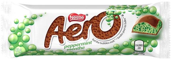 Nestle Aero Peppermint Chocolate Bars 4 Pack