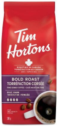 Tim Hortons Bold Dark Roast - 300g