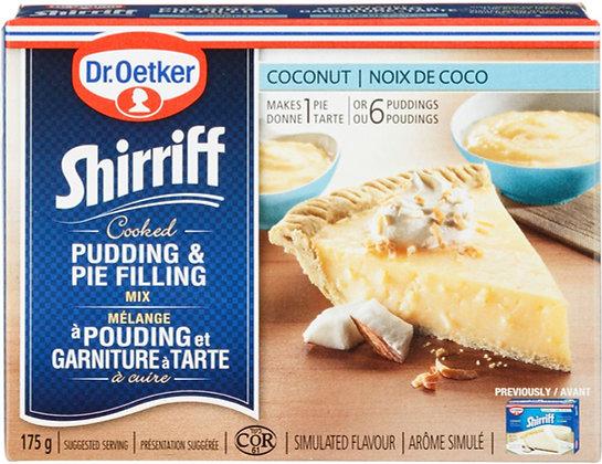 Dr Oetker Coconut Pudding Pie Filling - 175g