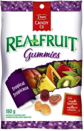 Dare RealFruit Gummies Tropical - 180g