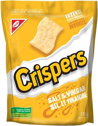 Crispers Salt & Vinegar - 145g