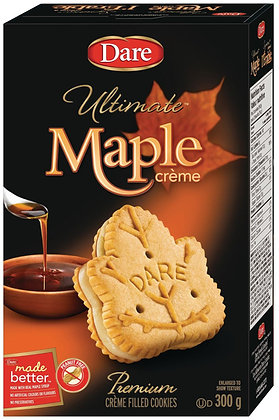 Dare Ultimate Maple Creme Cookies - 300g