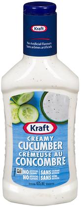 Kraft Creamy Cucumber Dressing - 475g