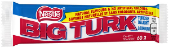 Nestle Big Turk Chocolate Bars 4 Pack