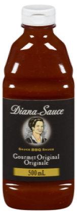 Diana Original BBQ Sauce - 500g