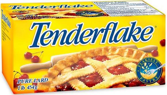 Tenderflake Lard - 454g
