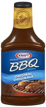 Kraft Original BBQ Sauce - 455g