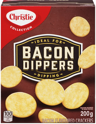 Christie Bacon Dippers - 200g