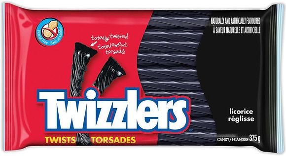 Twizzlers Twists Licorice - 375g