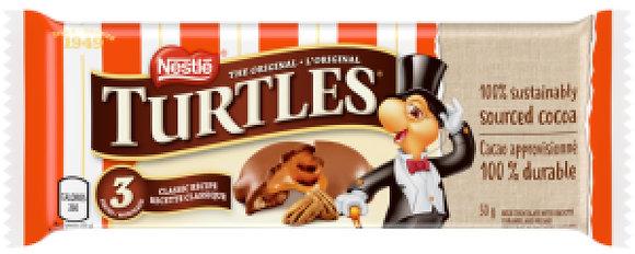 Nestle Turtles 3 - Piece Bar 24/Case
