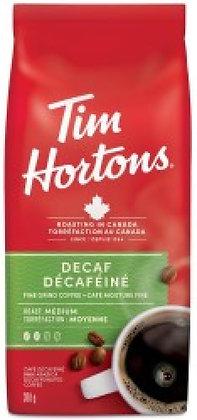 Tim Hortons Fine Grind Decaf - 300g