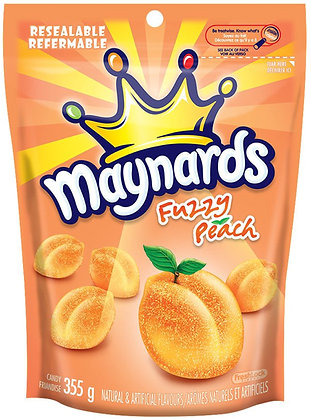 Maynards Fuzzy Peach - 355g