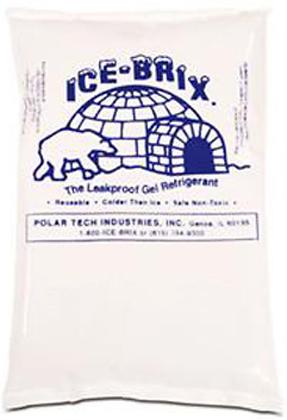 Frozen Ice Packs - 5 Gel Packs