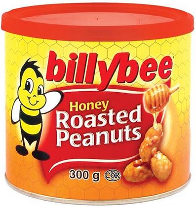 Billy Bee Honey Roasted Peanuts - 300g