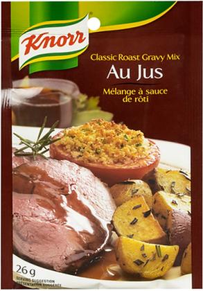 Knorr Au Jus Classic Gravy Sauce - 26g