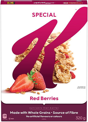Kellogg's Special K Red Berries Cereal - 320g