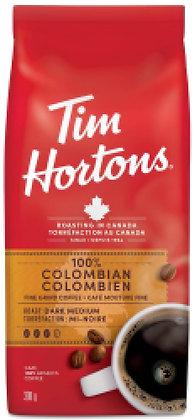 Tim Hortons Colombian Dark Medium - 300g