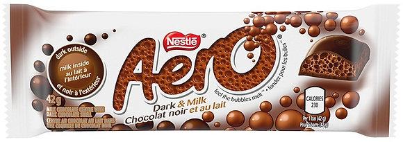Nestle Aero Dark Chocolate Bars  24/Case