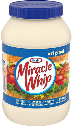 Miracle Whip Original Spread - 890g