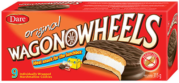 Dare Wagon Wheels Original Cookies - 315g