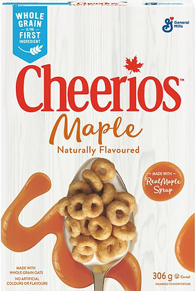 Cheerios Maple Cereal - 306g