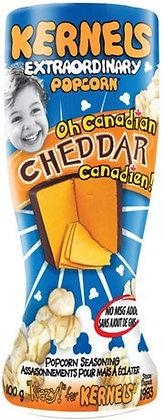 Kernels Oh Canadian Cheddar Popcorn Seasoning - 100g
