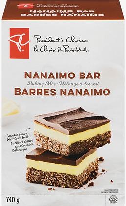 PC Nanaimo Bar Mix - 740g