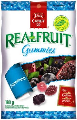 Dare RealFruit Gummies Superfruits - 180g