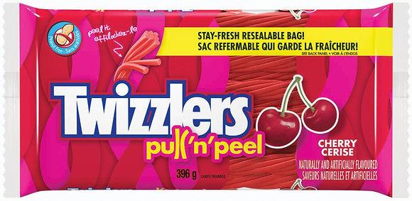 Twizzlers Pull-n-Peel Cherry - 396g