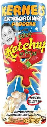 Kernels Krazy Ketchup Popcorn Seasoning - 125g