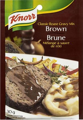 Knorr Brown Classic Roast Gravy Mix - 30g
