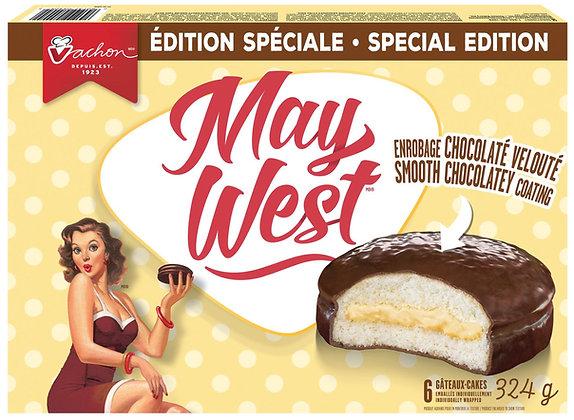 VACHON May West Original Sponge Cakes - 324g - 6 Pack