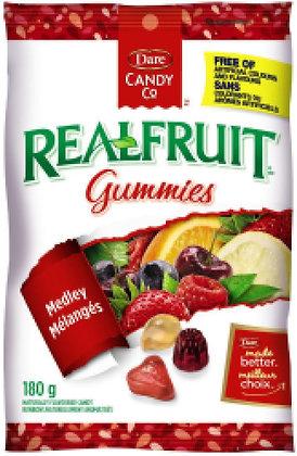 Dare RealFruit Gummies Medley - 180g