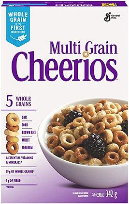 Cheerios Multi-Grain Cereal - 342g