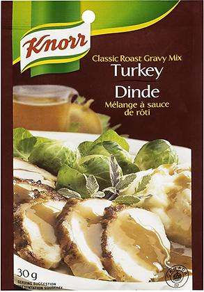 Knorr Turkey Classic Roast Gravy Mix - 30g