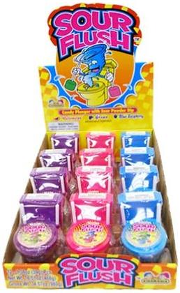 Sour Flush Candy Toilet - 12ct - 468g