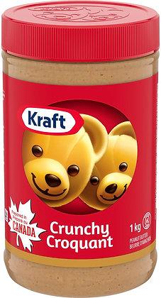 Kraft Crunchy Peanut Butter - 998g