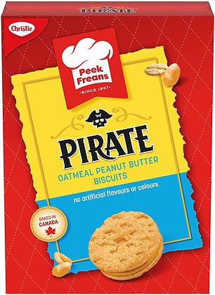 Pirate Oatmeal Peanut Butter Cookies - 300g