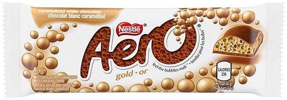 Nestle Aero Gold Chocolate Bars  24/Case