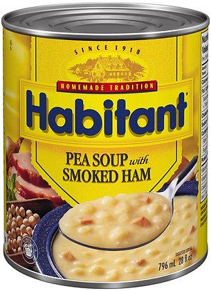 Habitant Pea Soup with Smoked Ham - 796g