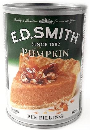 E.D. Smith Pumpkin Pie Filling - 540g