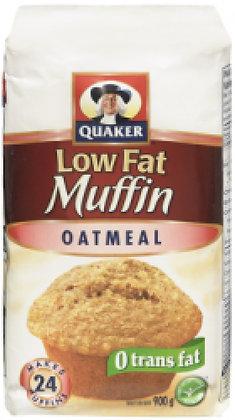Quaker Oatmeal Low Fat Muffin Mix - 900g