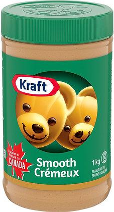 Kraft Smooth Peanut Butter - 998g