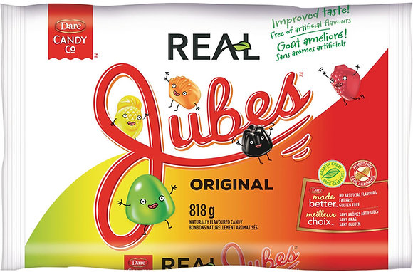 Dare Real Jubes Original - 818g