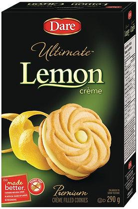 Dare Ultimate Lemon Crème Cookies - 290g